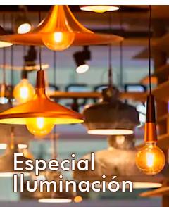 lateral - iluminacion
