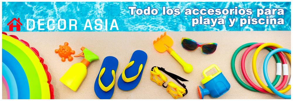 mb - accesorios playa piscina